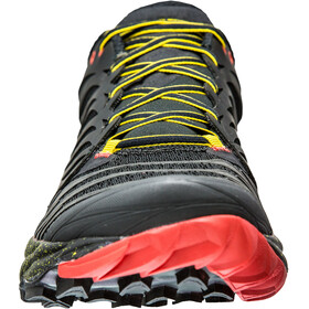 La Sportiva Akasha Running Shoes Herren black/yellow